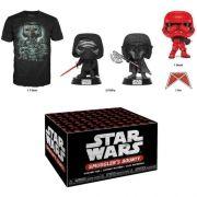 Star Wars Box Funko Smugglers Bounty Collectors Box Darkness