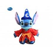 Stitch Bicho de Pelucia Vestido de Mickey Mago 25 cm