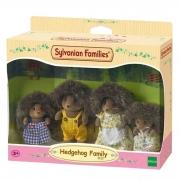 Sylvanian Families Brinquedo Família dos Porcos Espinhos 4018P