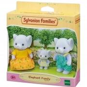 Sylvanian Families Epoch Familia dos Elefantes