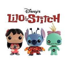 Funko Pop Lilo De Lilo E Stitch - Disney  - Game Land Brinquedos