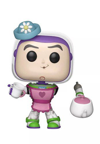 Funko Pop Disney Toy Story 4 Mrs Nesbit Buzz Lightyear  - Game Land Brinquedos