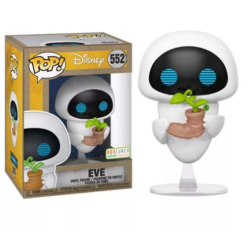 Funko Pop Eve exclusive Boxlunch  - Game Land Brinquedos