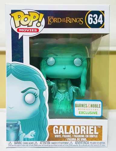 Funko Pop Lord Of Rings Galadriel Barnes & Noble Exclusivo  - Game Land Brinquedos