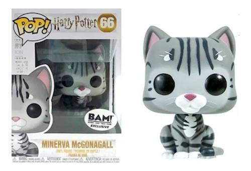 Funko Pop Harry Potter Minerva Mcgonagall Exclusivo Bam  - Game Land Brinquedos