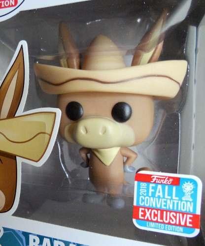 Funko Pop Baba Looey Exclusivo Hanna Barbera  - Game Land Brinquedos
