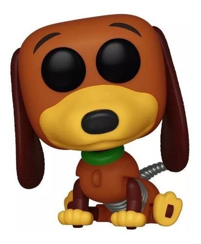 Funko Pop Disney Toy Story 4 Slinky Dog # 516  - Game Land Brinquedos
