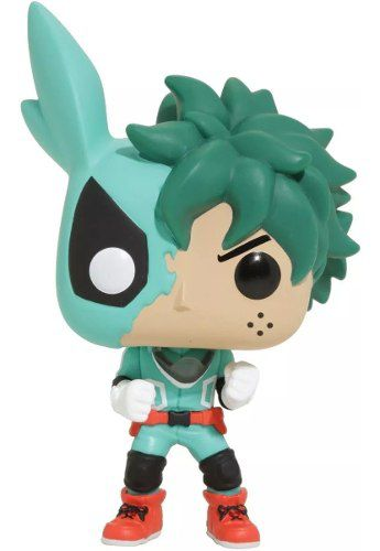 Funko Pop My Hero Academia Deku (battle) # 252  - Game Land Brinquedos
