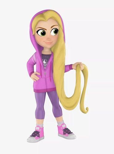 Funko Rock Candy Disney Princesa Rapunzel Versão Detona Ralph  - Game Land Brinquedos