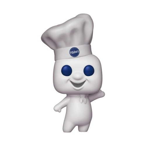 Funko Pop Ad Icon Pillbury Doughboy Exclusivo Funko # 37  - Game Land Brinquedos