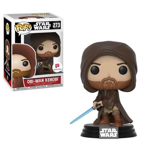 Funko Pop Star Wars Obi-wan Kenobi Exclusive Walgreens # 273  - Game Land Brinquedos