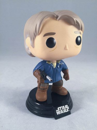 Funko Pop Star Wars Han Solo Snow Gear # 86  - Game Land Brinquedos