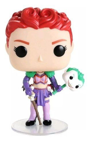 Funko Pop Dc Bombshells Duela Dent Exclusivo Hot Topic # 257  - Game Land Brinquedos
