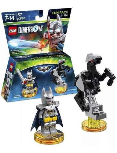 Lego Dimensions Batman Excalibur 71344  - Game Land Brinquedos