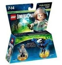 Lego Dimensions Animais Fantasticos Harry Potter 71257  - Game Land Brinquedos