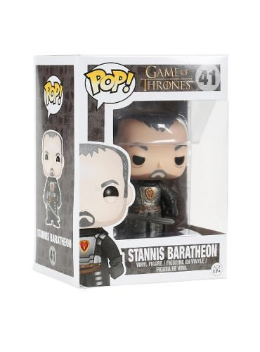 Funko Pop Game Of Thrones Stannis Baratheon # 41  - Game Land Brinquedos