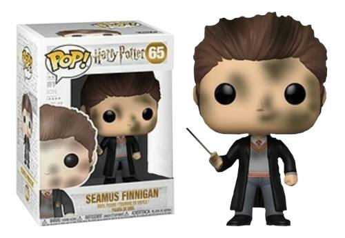 Funko Pop Harry Potter Seamus Finnigan  - Game Land Brinquedos