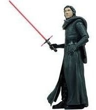 Boneco Action Figure Star Wars Kylo Ren Unmasked Disney  - Game Land Brinquedos