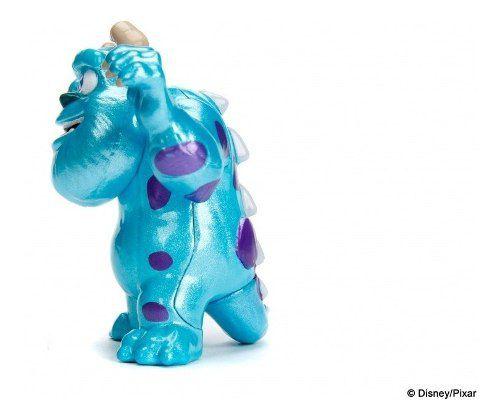 Boneco Disney Metalfigs Sulley Monstros   - Game Land Brinquedos