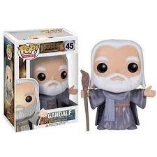 Funko Pop Gandalf #45 - The Hobbit - Vaulted - Senhor Dos Aneis  - Game Land Brinquedos