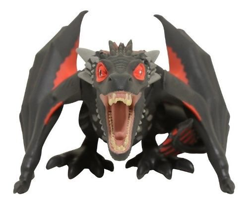 Titan Vinyl Figures Game Of Thrones Drogon Hot Topic  - Game Land Brinquedos
