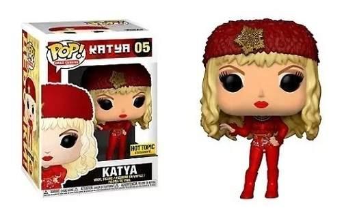 Funko Pop Rupauls Drag Race Katya  - Game Land Brinquedos