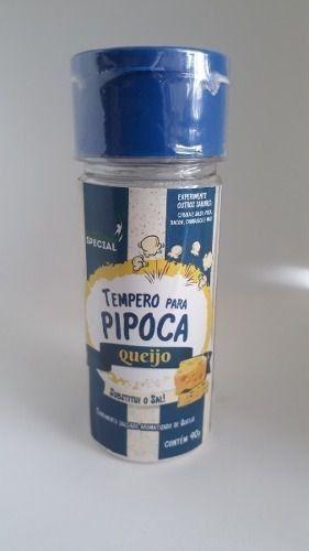 Pipoca Gourmet Combo Com 5 Sabores Doces E 5 Salgados  - Game Land Brinquedos