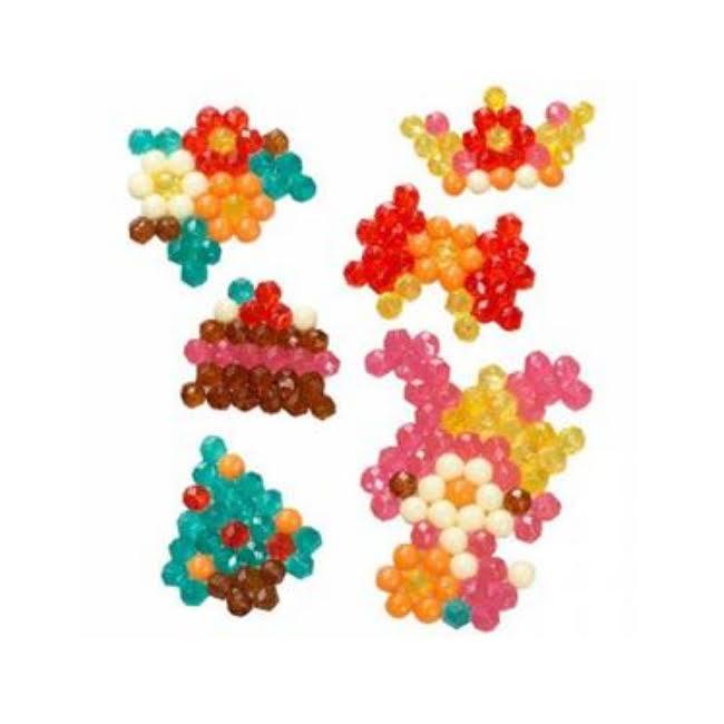 Aquabeads Brinquedo Refil Conjunto Beads Brilhantes Epoch 30678  - Game Land Brinquedos