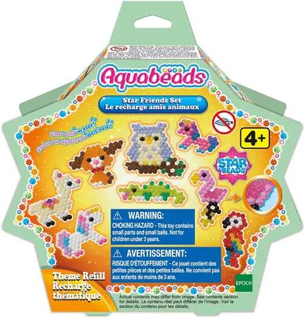 Aquabeads Brinquedo Star Friends Set Epoch 31602  - Game Land Brinquedos