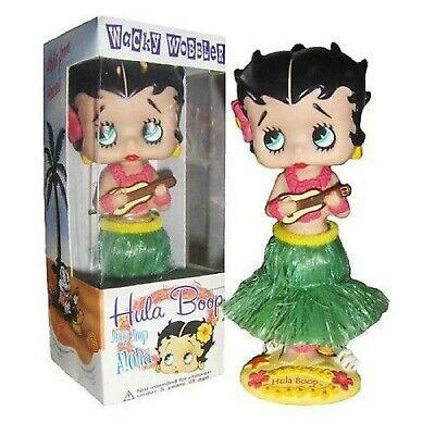 Betty Boop Hula Funko Wacky Wobbler  - Game Land Brinquedos