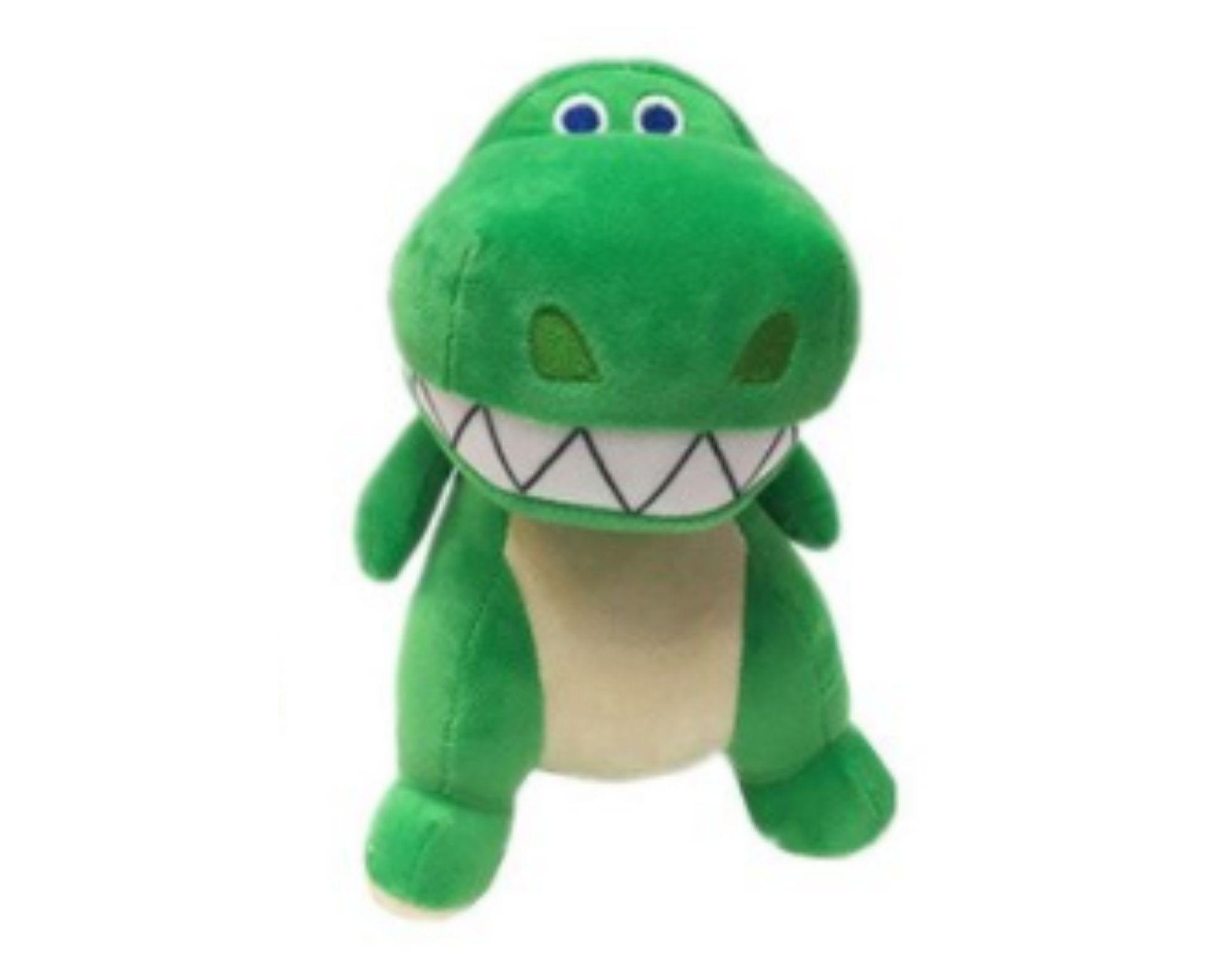 Bicho de Pelucia com 4 Toy Story Woody, Buzz, Rex, Hamm  - Game Land Brinquedos