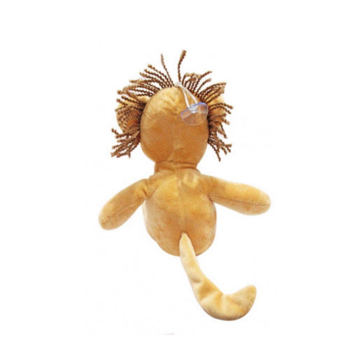 Bicho de Pelúcia Decoração de Quarto Infantil Leão  - Game Land Brinquedos