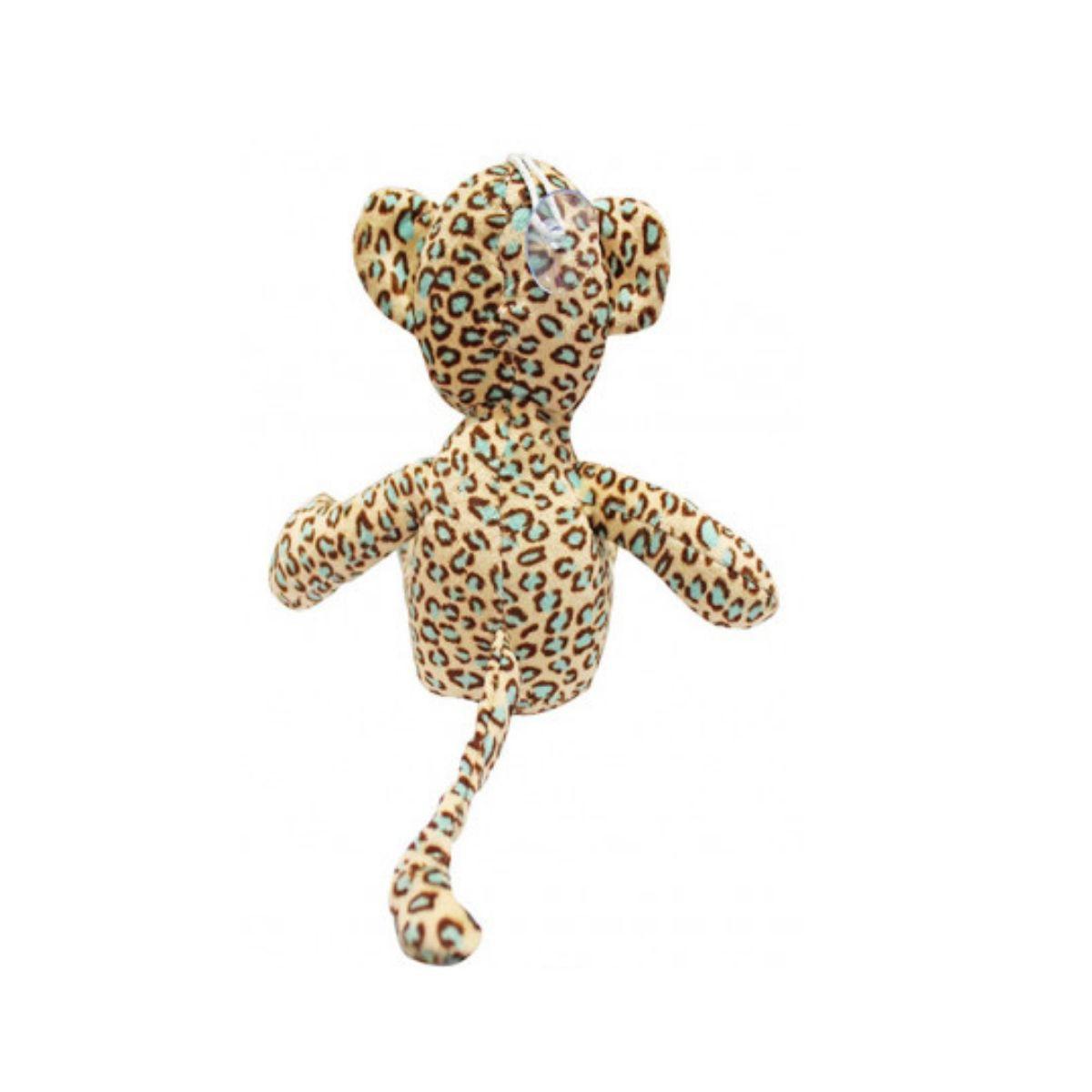 Bicho de Pelúcia Decoração de Quarto Infantil Leopardo  - Game Land Brinquedos