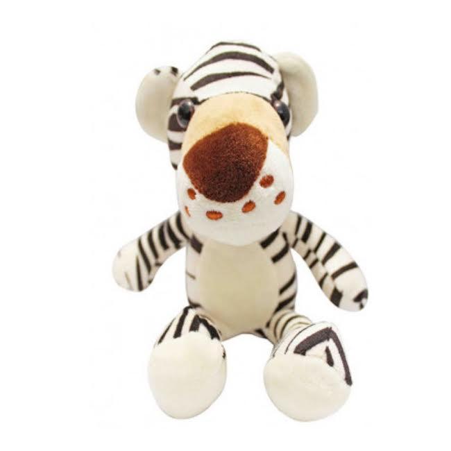 Bicho de Pelúcia Decoração de Quarto Infantil Tigre  - Game Land Brinquedos