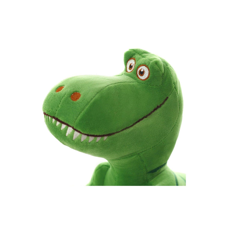 Bicho de Pelucia Dinossauro Tiranossauro Rex   - Game Land Brinquedos