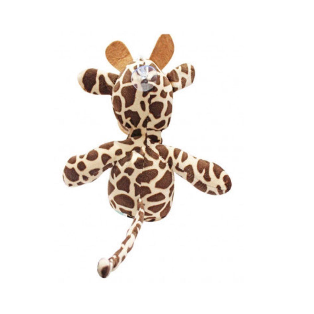 Bicho de Pelúcia Safari Girafa Decoração de Quarto Infantil  - Game Land Brinquedos