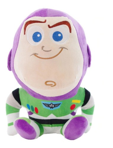 Bicho De Pelucia Toy Story Buzz  - Game Land Brinquedos