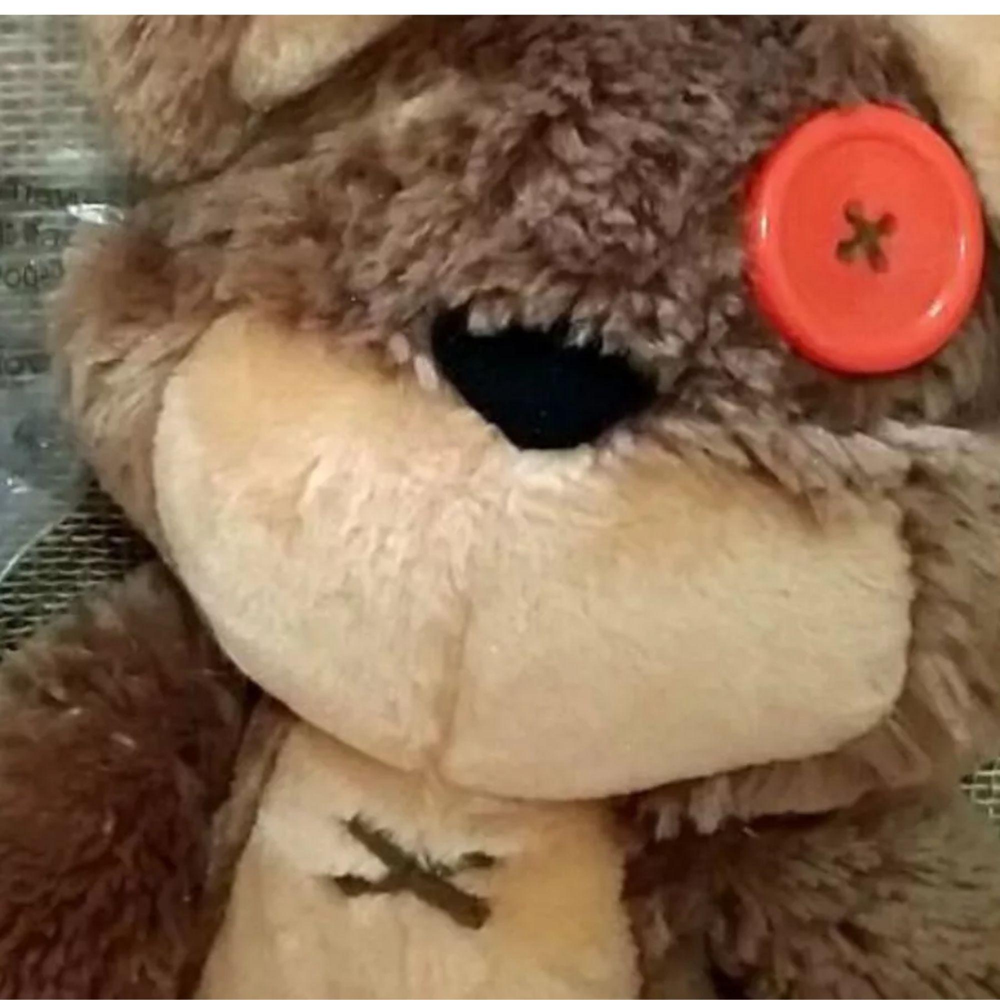 Bicho de Pelucia Urso League Of Legends Tibbers 40 cm  - Game Land Brinquedos