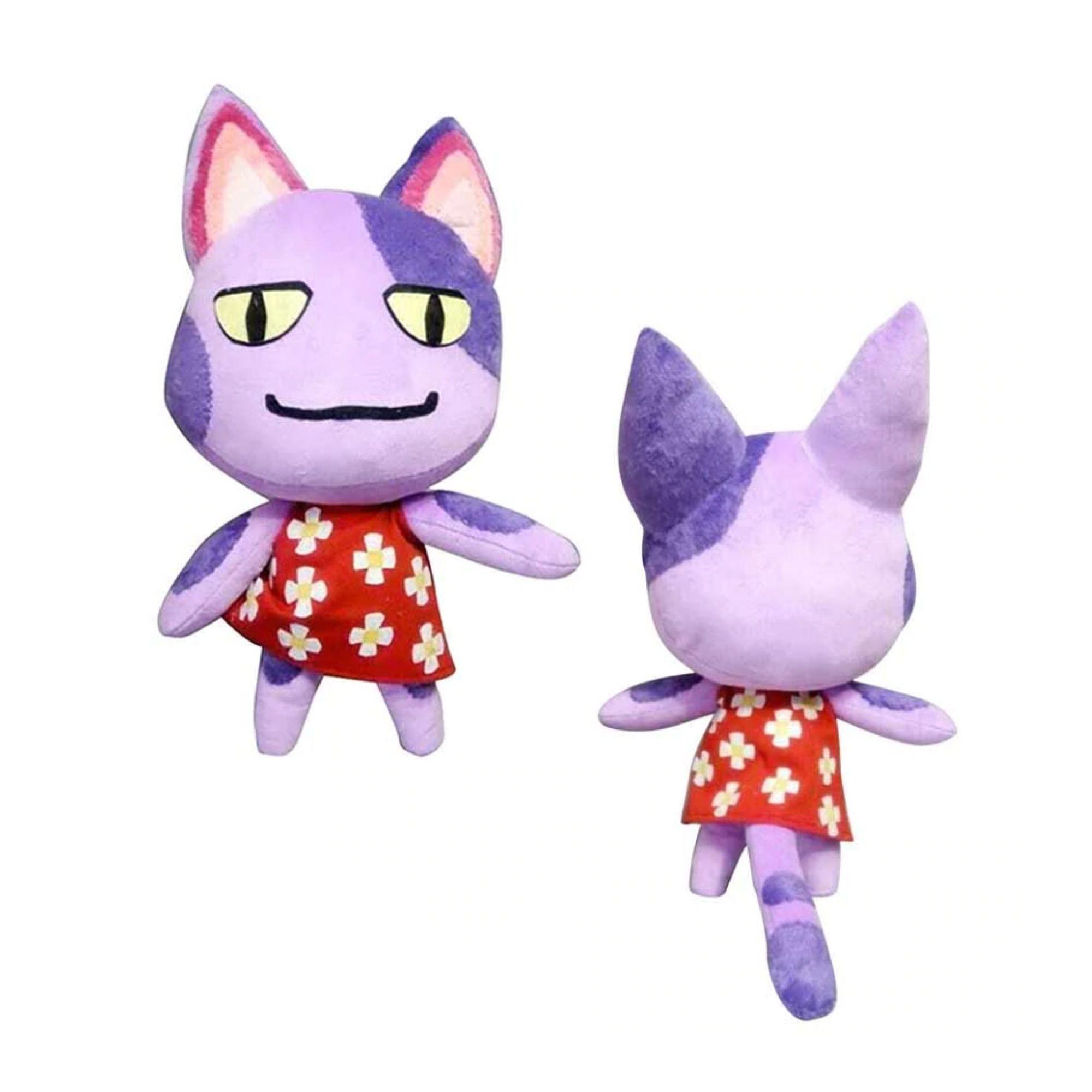 Boneco de Pelucia Animal Crossing do jogo da Nintendo Switch Diversos Modelos  - Game Land Brinquedos