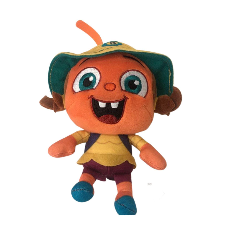 Boneco de Pelúcia Beat Bugs Beatle 20 cm   - Game Land Brinquedos