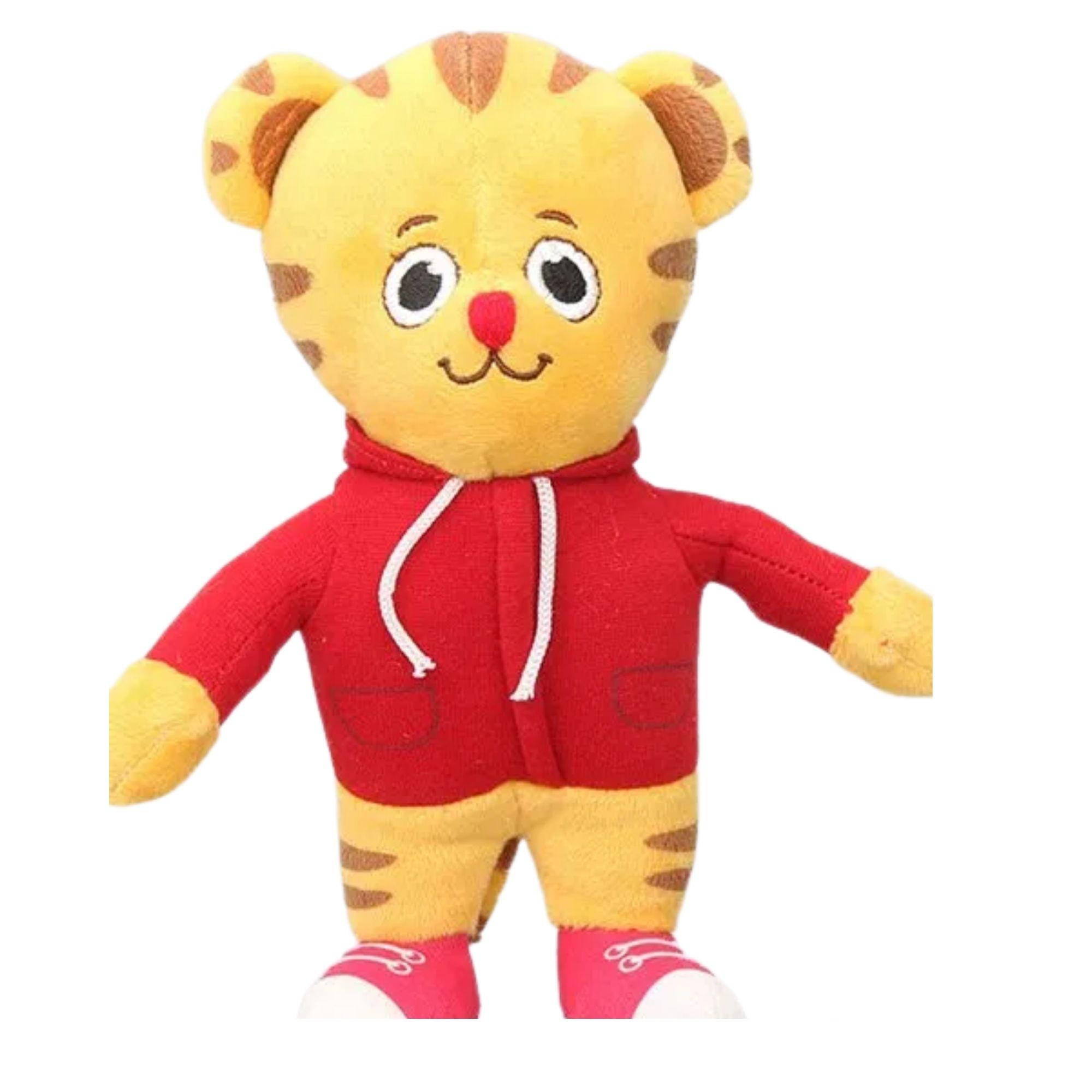 Boneco de Pelucia Daniel Tiger   - Game Land Brinquedos