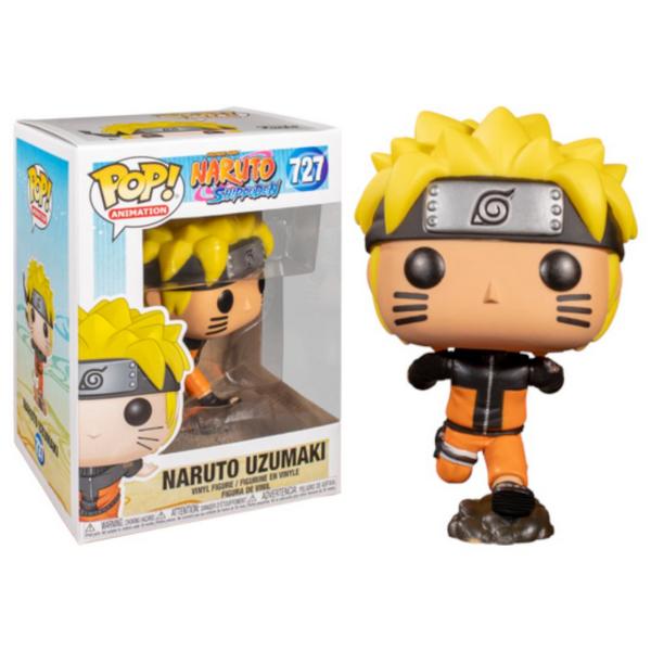 Boneco Funko Pop Anime Naruto Uzumaki Shippuden 727  - Game Land Brinquedos