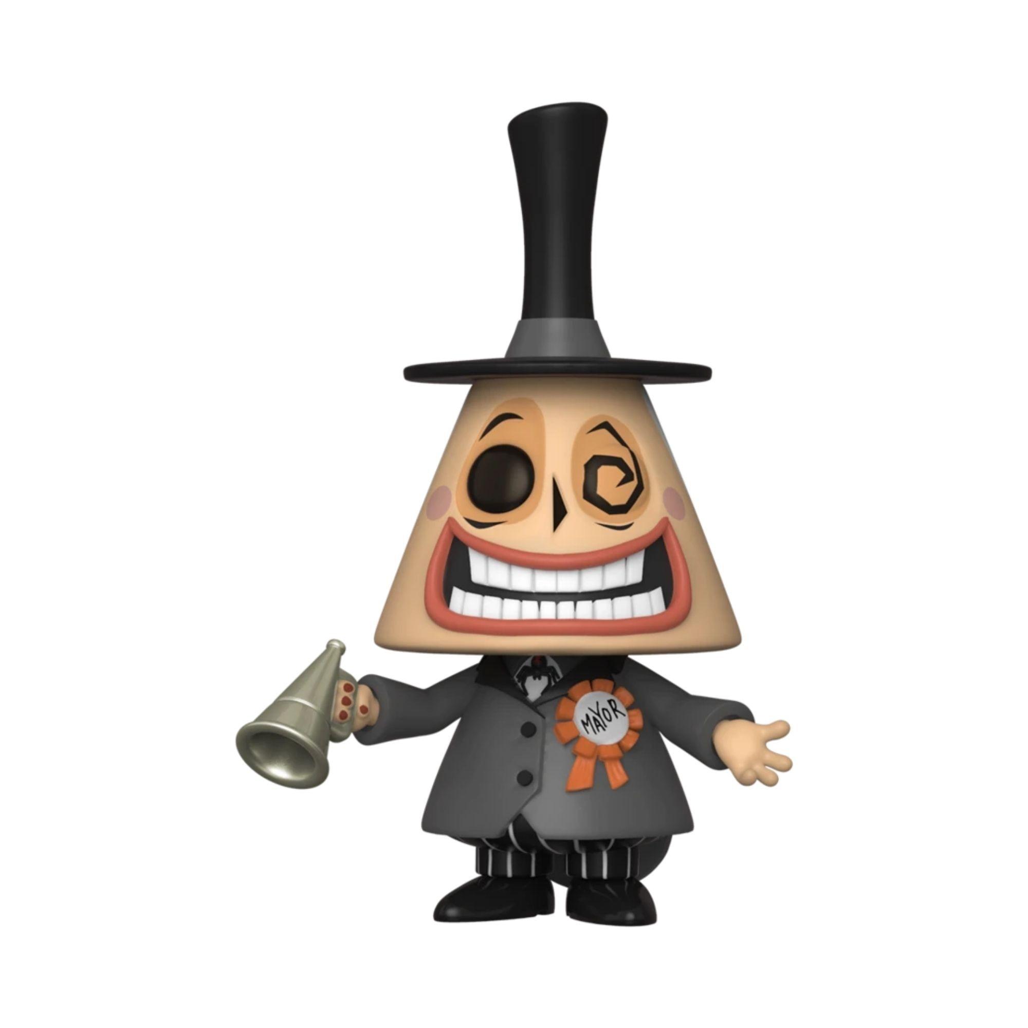Boneco Funko Pop Disney Mayor Prefeito #807  - Game Land Brinquedos