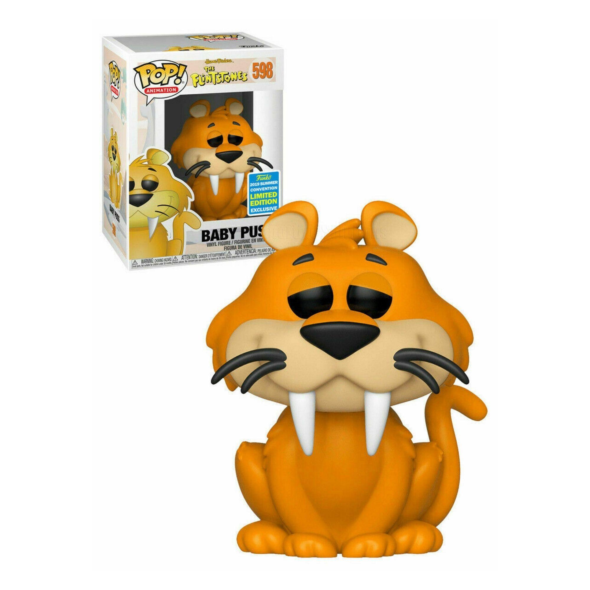 Boneco Funko Pop Flintstones Baby Puss   - Game Land Brinquedos