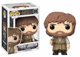 Boneco Funko Pop Game Of Thrones Tyrion Lannister 50 - Game Land Brinquedos