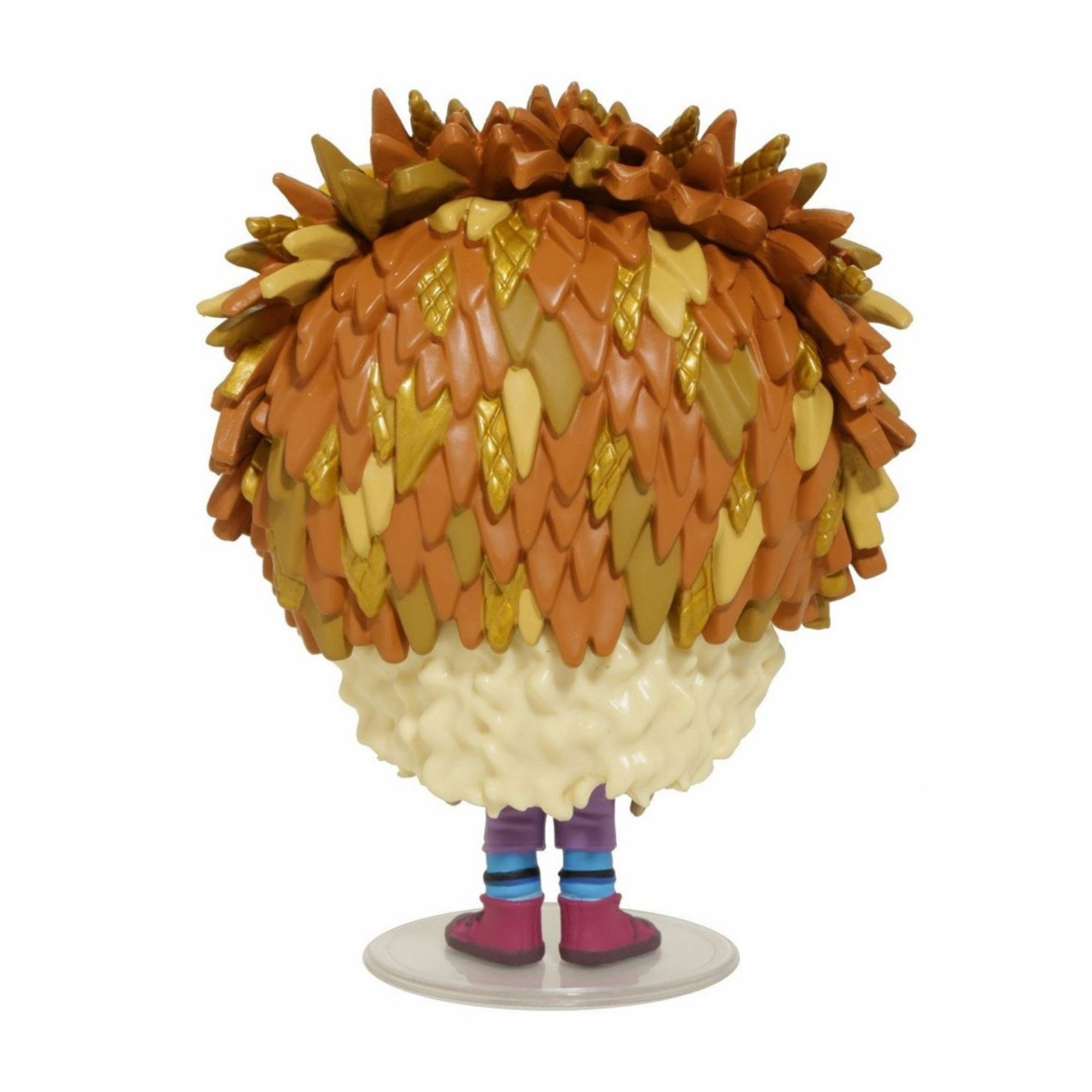 Boneco Funko Pop Harry Potter Luna Lovegood Lion Hat   - Game Land Brinquedos