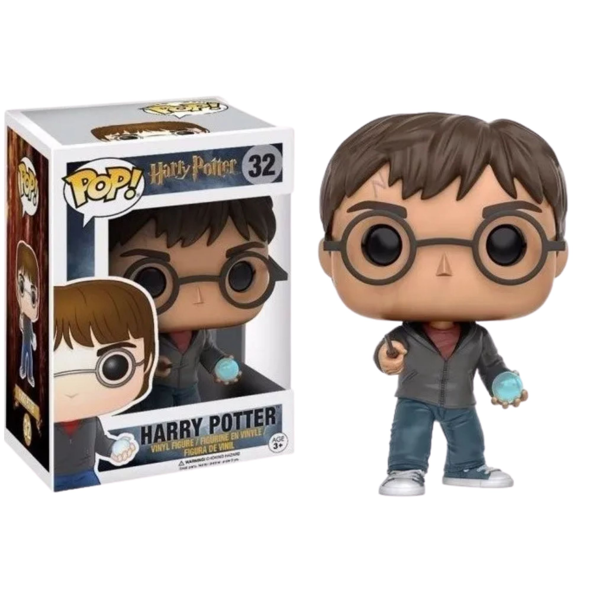 Boneco Funko Pop Harry Potter Profecia 32  - Game Land Brinquedos