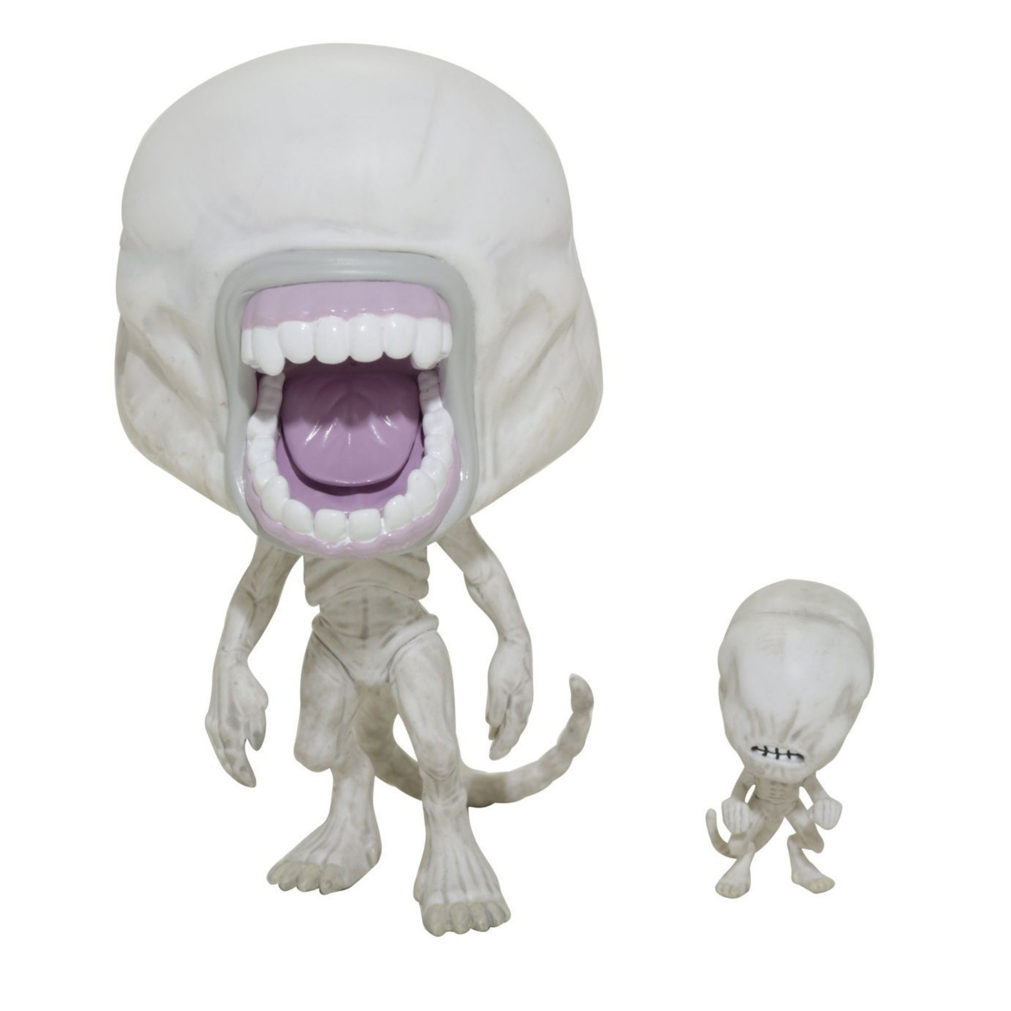 Boneco Funko Pop Movies Alien Neomorph with Toddler #431  - Game Land Brinquedos