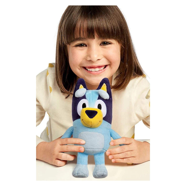Boneco Pelucia Cachorro Bluey Desenho Disney Junior  - Game Land Brinquedos