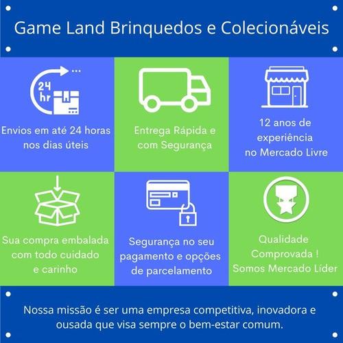 Boneco Toy Story Buzz Lightyear Disney Pelúcia  - Game Land Brinquedos